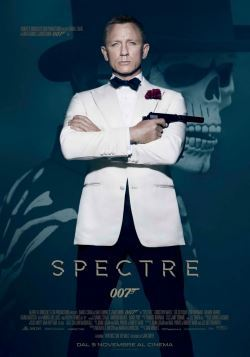 locandina del film 007 SPECTRE