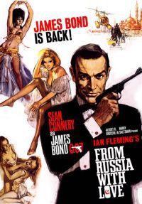 Agente 007 – Dalla Russia Con Amore (1963)