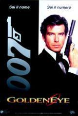 locandina del film 007 - GOLDENEYE