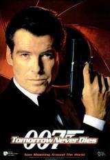 locandina del film 007 - IL DOMANI NON MUORE MAI