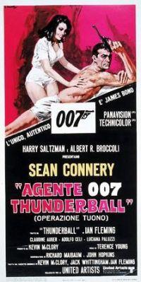 Agente 007 – Thunderball: Operazione Tuono (1965)
