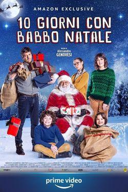 locandina del film 10 GIORNI CON BABBO NATALE