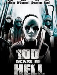 locandina del film 100 ACRES OF HELL