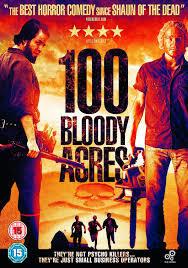 locandina del film 100 BLOODY ACRES