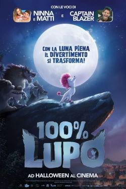 locandina del film 100% LUPO