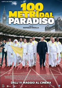 locandina del film 100 METRI DAL PARADISO