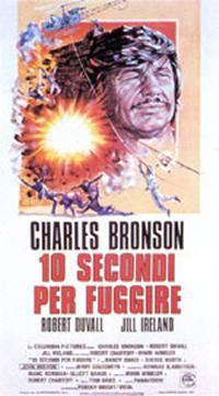 locandina del film 10 SECONDI PER FUGGIRE