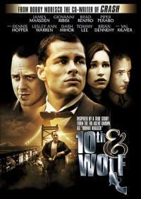 locandina del film 10TH E WOLF
