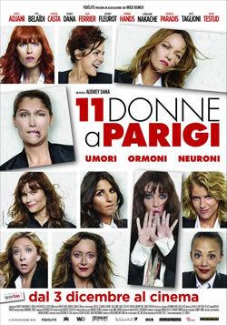 11 Donne A Parigi (2015)