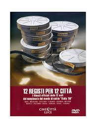 locandina del film 12 REGISTI PER 12 CITTA'
