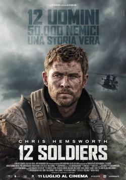 locandina del film 12 SOLDIERS