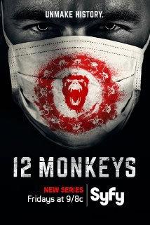 locandina del film 12 MONKEYS - STAGIONE 1