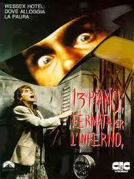 locandina del film 13° PIANO: FERMATA PER L'INFERNO
