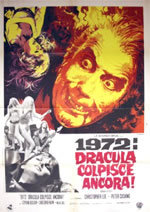 1972: Dracula Colpisce Ancora! (1972)