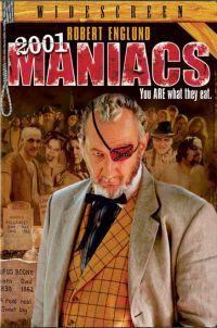 locandina del film 2001 MANIACS