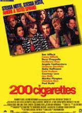 locandina del film 200 CIGARETTES