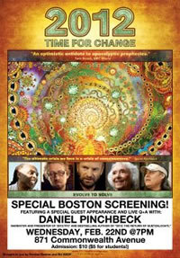 locandina del film 2012: TIME FOR CHANGE
