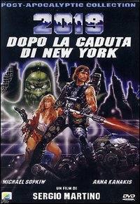 locandina del film 2019 - DOPO LA CADUTA DI NEW YORK