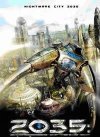 locandina del film 2035 - THE MIND JUMPER