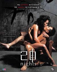 locandina del film 20 NIGHTS