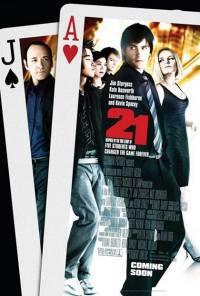 locandina del film 21: LA BANCA E' APERTA