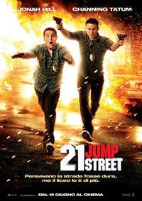 locandina del film 21 JUMP STREET