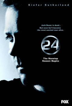 locandina del film 24 - STAGIONE 5