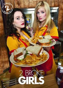 locandina del film 2 BROKE GIRLS - STAGIONE 2
