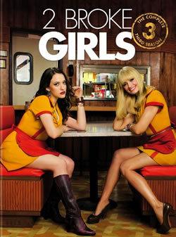 locandina del film 2 BROKE GIRLS - STAGIONE 3