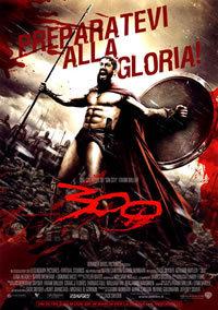locandina del film 300