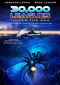 locandina del film 30000 LEAGUES UNDER THE SEA