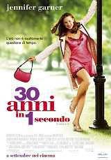 locandina del film 30 ANNI IN UN SECONDO