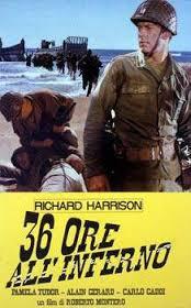 locandina del film 36 ORE ALL'INFERNO