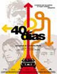 locandina del film 40 DIAS