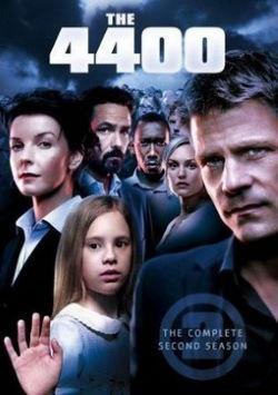 locandina del film 4400 - STAGIONE 2