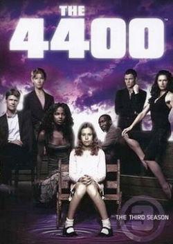 locandina del film 4400 - STAGIONE 3