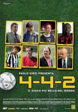 locandina del film 4-4-2 - IL GIOCO PIU' BELLO DEL MONDO