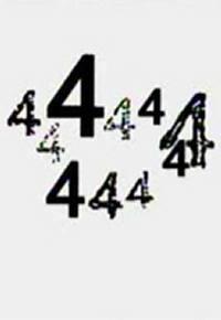 locandina del film 4444444444 (corto)