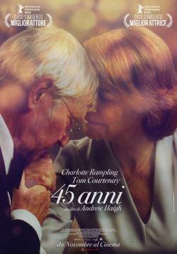 locandina del film 45 ANNI