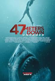locandina del film 47 METERS DOWN: UNCAGED
