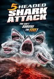 locandina del film 5-HEADED SHARK ATTACK