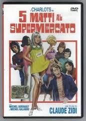 locandina del film 5 MATTI AL SUPERMERCATO