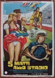 locandina del film 5 MATTI ALLO STADIO