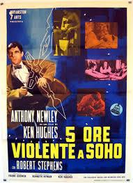 locandina del film 5 ORE VIOLENTE A SOHO