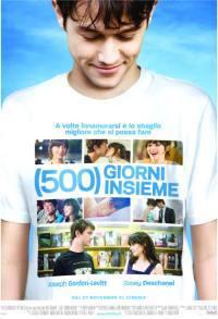 locandina del film (500) GIORNI INSIEME