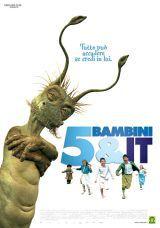 locandina del film 5 BAMBINI & LUI