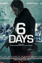 locandina del film 6 DAYS