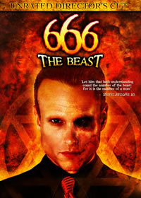 locandina del film 666: THE BEAST