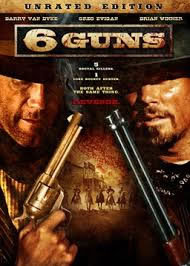 locandina del film 6 GUNS