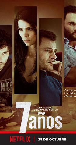 locandina del film 7 ANOS
